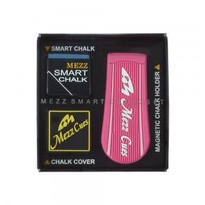 Mezz Kreidenhalter Set Smart, pink/weiss