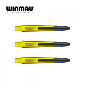Winmau Shaft Vecta medium yellow 7025-206
