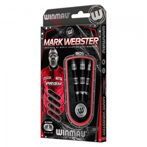 Steeldart Winmau Mark Webster 1457