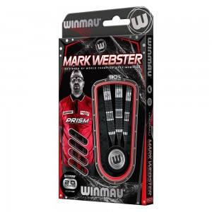 Softdart Winmau Mark Webster 2444-20g
