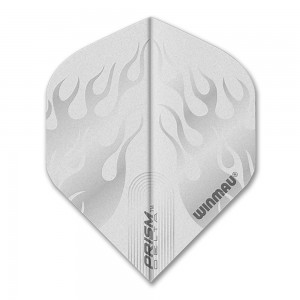 Fly Winmau Delta Standard, White Flame 6915-205
