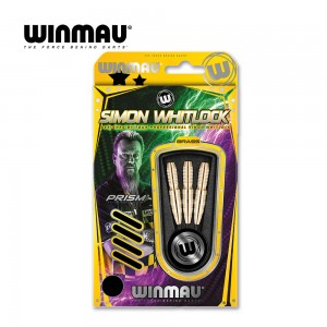 Steeldart Winmau S.Whitlock brass 1224