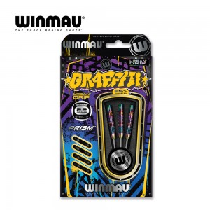 Steeldart Winmau Graffiti 1002