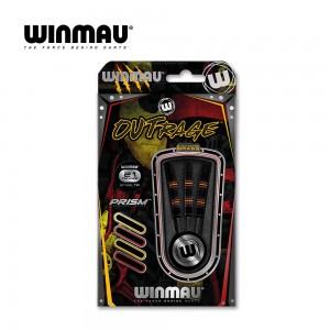 Steeldart Winmau Outrage Brass 1232