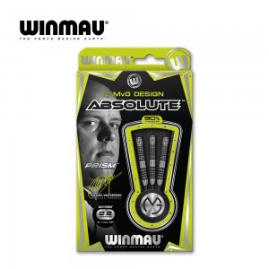Steeldart Winmau MvG Absolute 1442