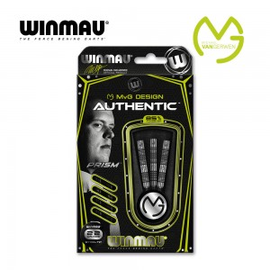Steeldart Winmau MvG Authentic 1443