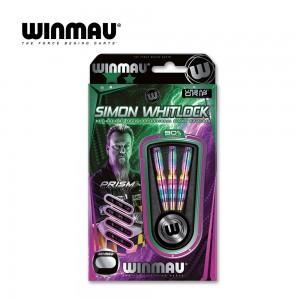 Softdart Winmau S.Whitlock silver colour