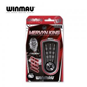 Softdart Winmau Mervyn King Onyx Coating 2415-18g