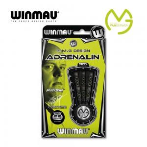 Softdart Winmau MvG Adrenalin 2430-22g