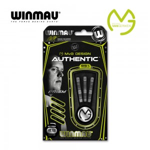 Softdart Winmau MvG Authentic 2432-20g