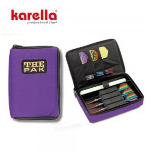 Darttasche The Pak violett