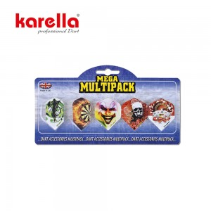 Fly Display Karella 5-Sets Mega-Multipack