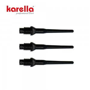 Softspitzen Keypoint-Spezial 100 Stk. schwarz 2BA