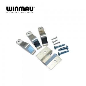Dartboard Winmau Aufhängung+Spielregel Standard
