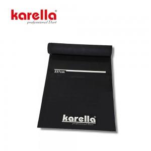 Dartmatte Karella Premium schwarz 290x60cm PVC