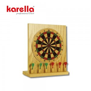 Mini Dartboard inkl. 6 Minidarts Steel