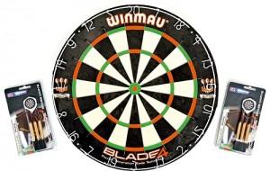 Dartboard Winmau Original Blade IV Set