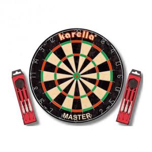 Dartboard Karella Master Set