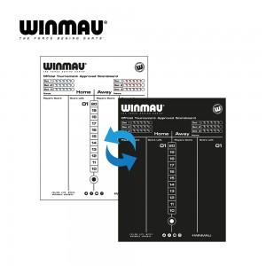 Scoreboard/Schreibtafel Winmau inkl. Stift 8658