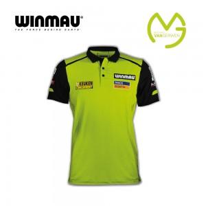 Dart Shirt Winmau MvG Pro-Line 8355 grün