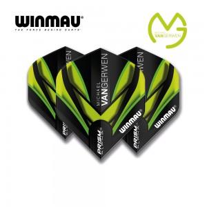 Fly Winmau Prism Alpha MvG Extra Thick 6915-145 grün/schwarz