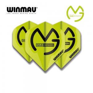 Fly Winmau Player Mega Standard MvG 6900-233 grün