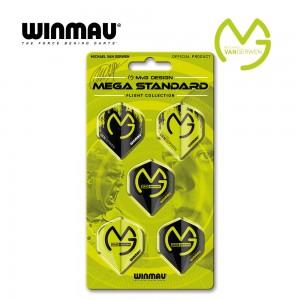 Fly-Pack Winmau Mega Standard MvG 8121