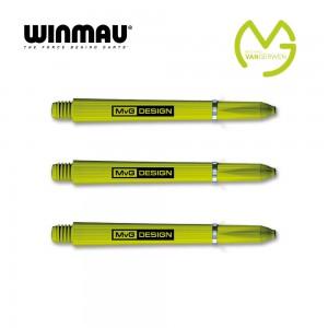 Shafts Winmau MvG Signature Nylon grün 7100-107