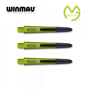 Shaft Winmau Vecta MvG grün 7025