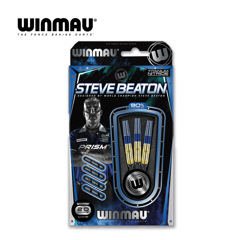 Softdart Winmau Steve Beaton 2425-20g