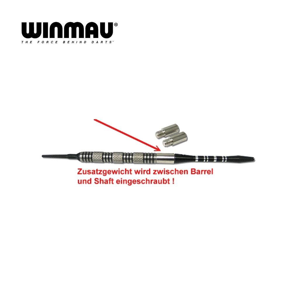 """Dart Winmau Zusatzgewicht """"Add. 2gr."""" (Set)"""