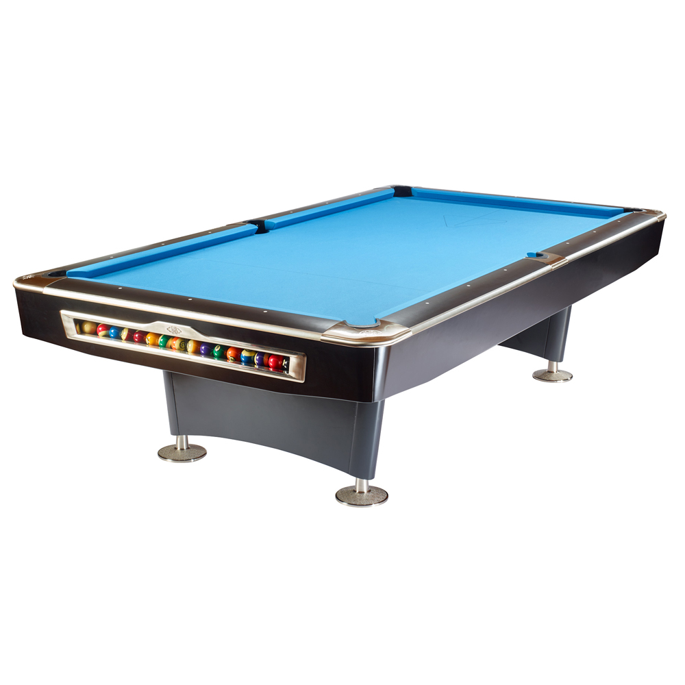Pool-Billardtisch Olio 8ft. black