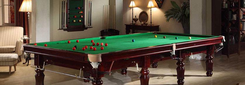 Snooker Billardtische